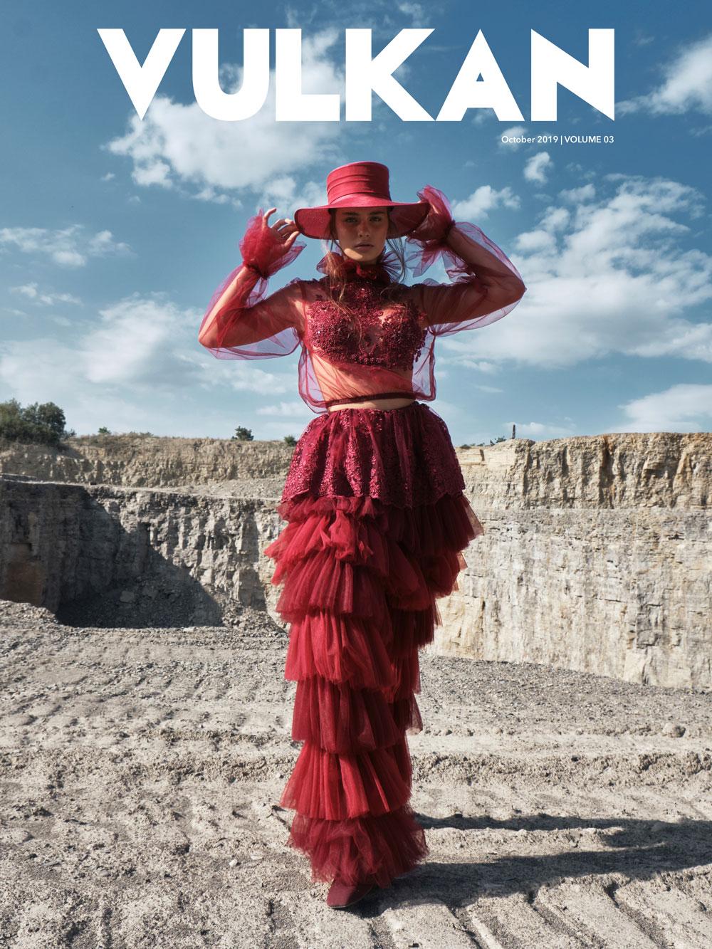 modefotografie frankfurt vulkan magazine cover