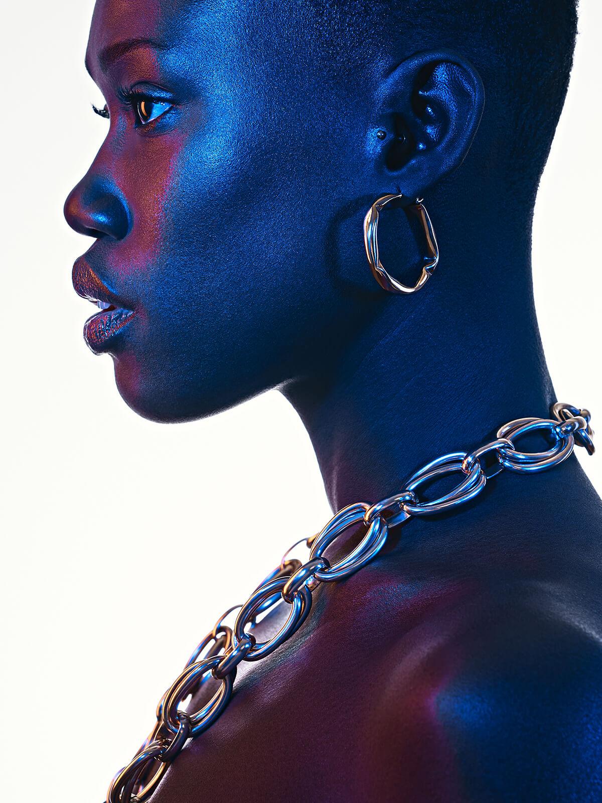 Beauty Editorial Christiane Baumgart Photography Aminata Sanogo