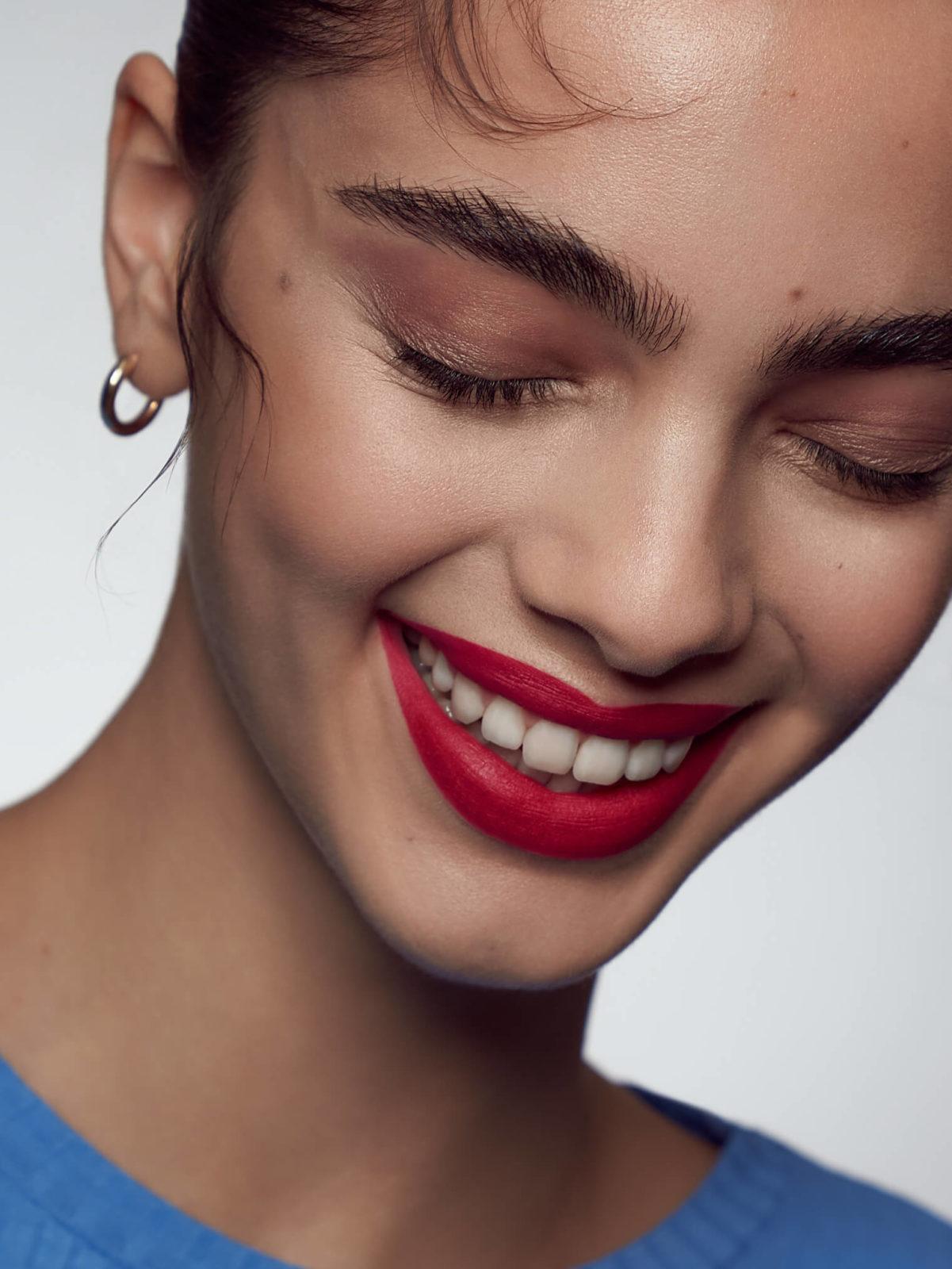 Beauty Editorial Grazia Serbia Christiane Baumgart Photography
