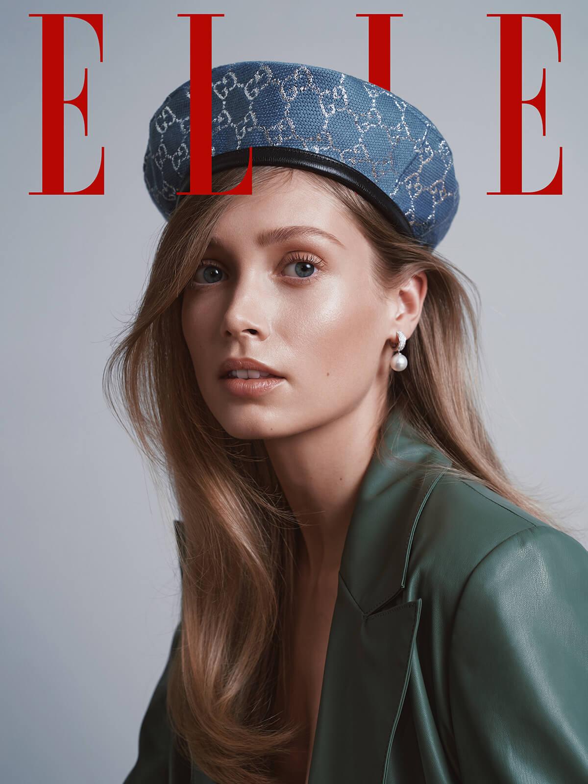 Fashion Editorial Elle Bulgaria Christiane Baumgart Photography