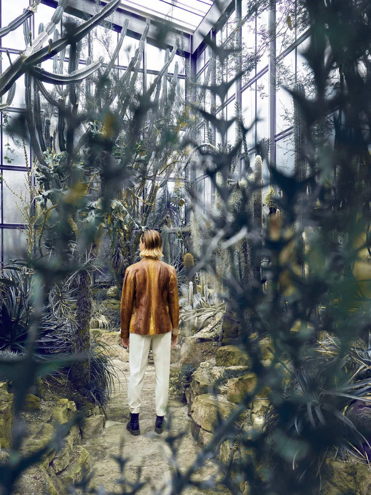 Modefotograf Frankfurt La Botanica Magazine Fashion Editorial
