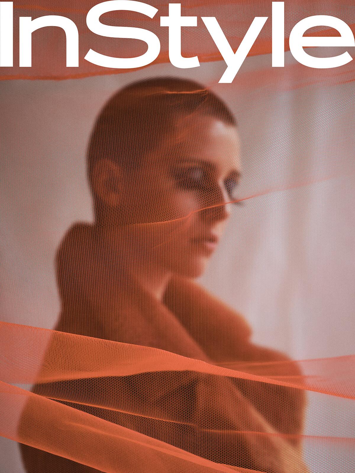 InStyle Hungary Magazine Beautyeditorial Jil Promod Model Agency Christiane Baumgart Photography