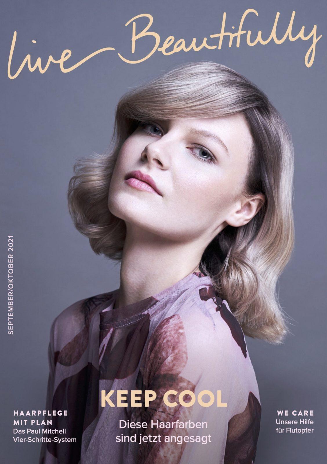 Paul Mitchell kommerzielle Haarkampagne Christiane Baumgart Photography